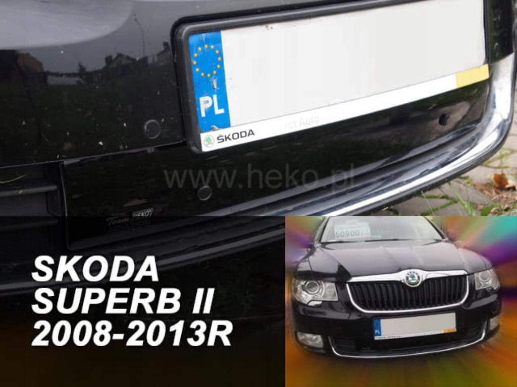 OSŁONA ZIMOWA HEKO SKODA SUPERB II 2008-13