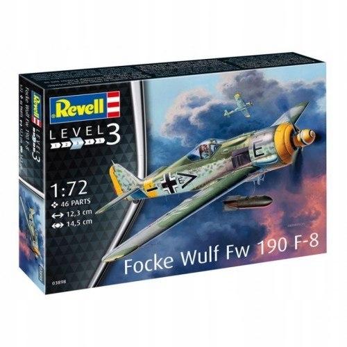 Revell 03898 1/72 Focke Wulf Fw190 F-8 REVELL