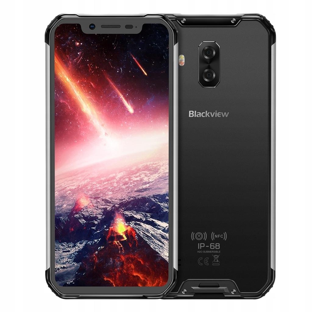 Telefon BLACKVIEW BV9600 PRO IP68 6/128GB SREBRNY