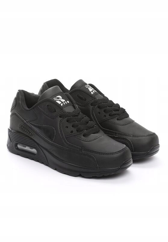 Buty Damskie Sportowe Adidasy Czarne Air Max r38