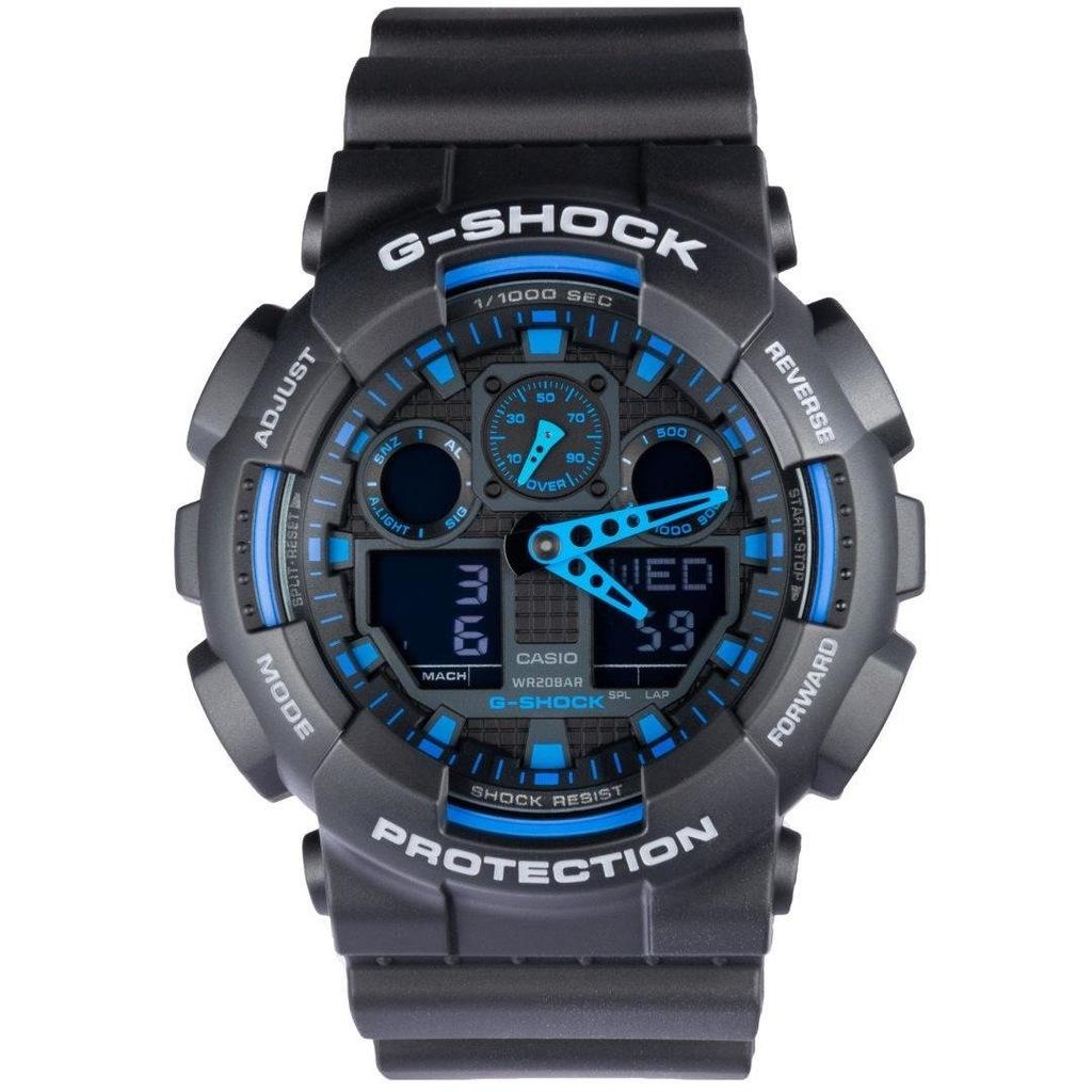 Zegarek Casio G-SHOCK GA-100-1A2