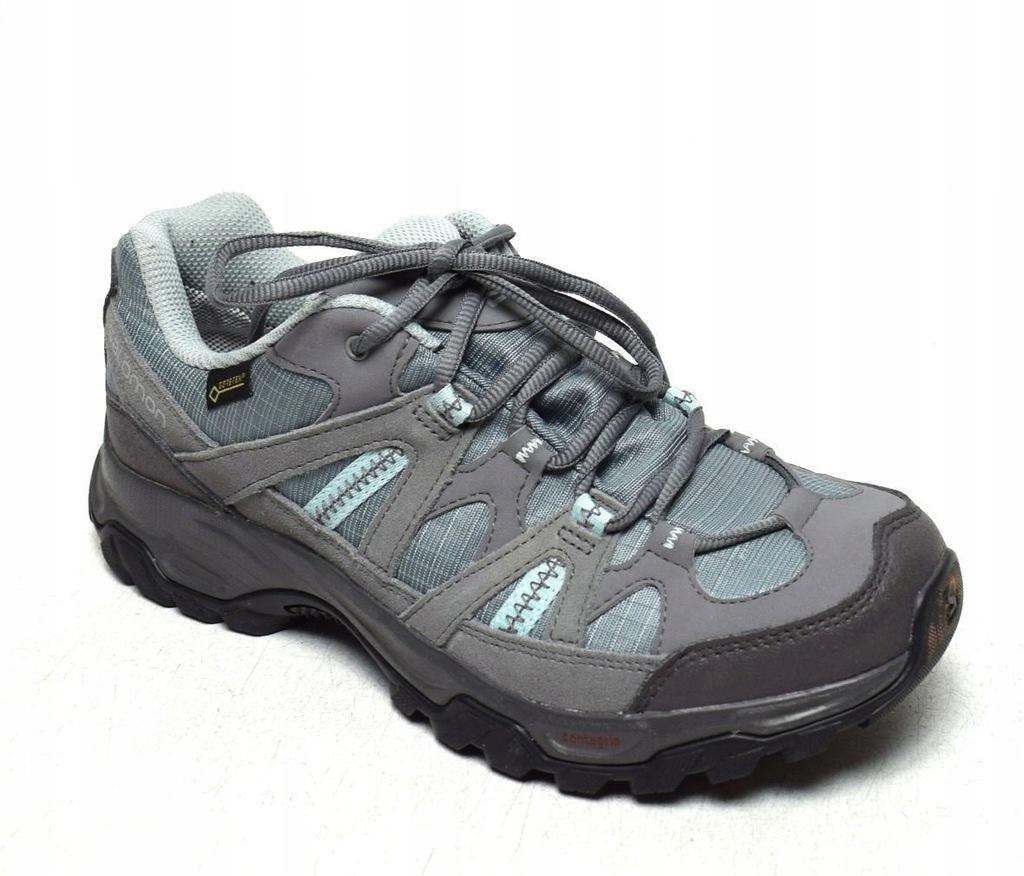 40 % SALOMON w Trekkingowe buty damskie Allegro.pl