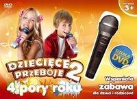 Karaoke Dziecięce Przeboje 2 ''4 pory roku''