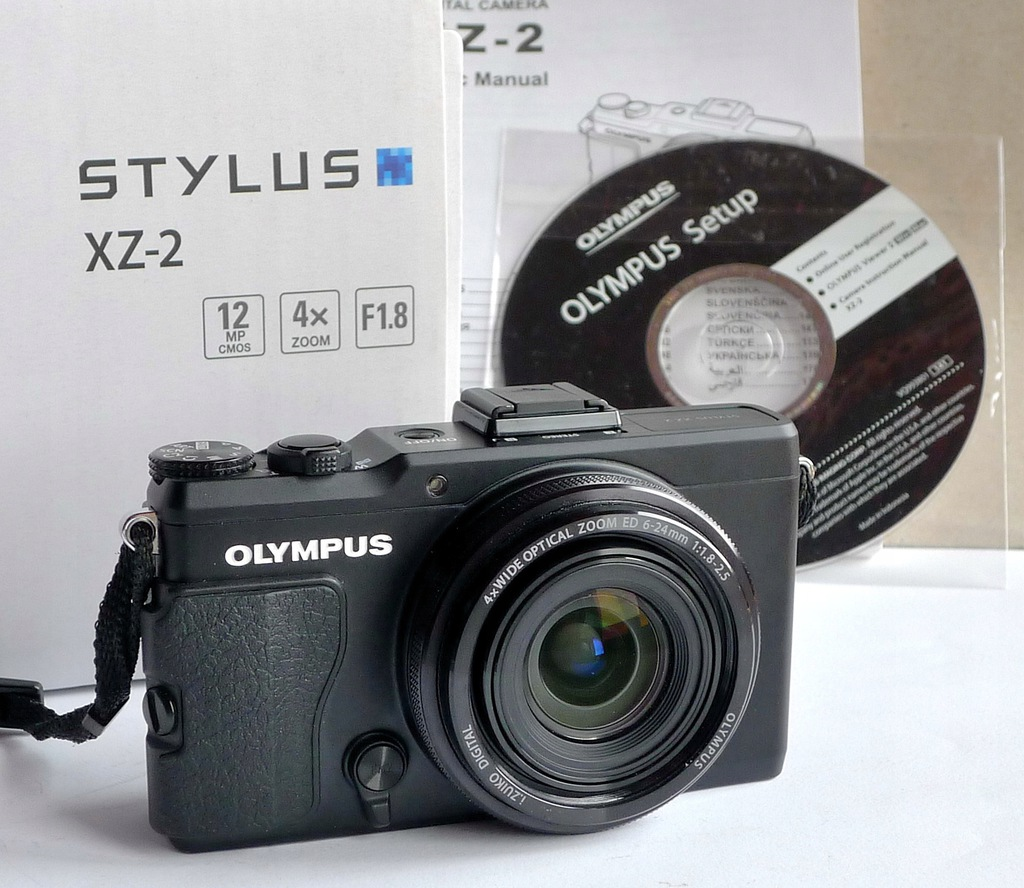 Olympus Xz 2 7859139492 Oficjalne Archiwum Allegro