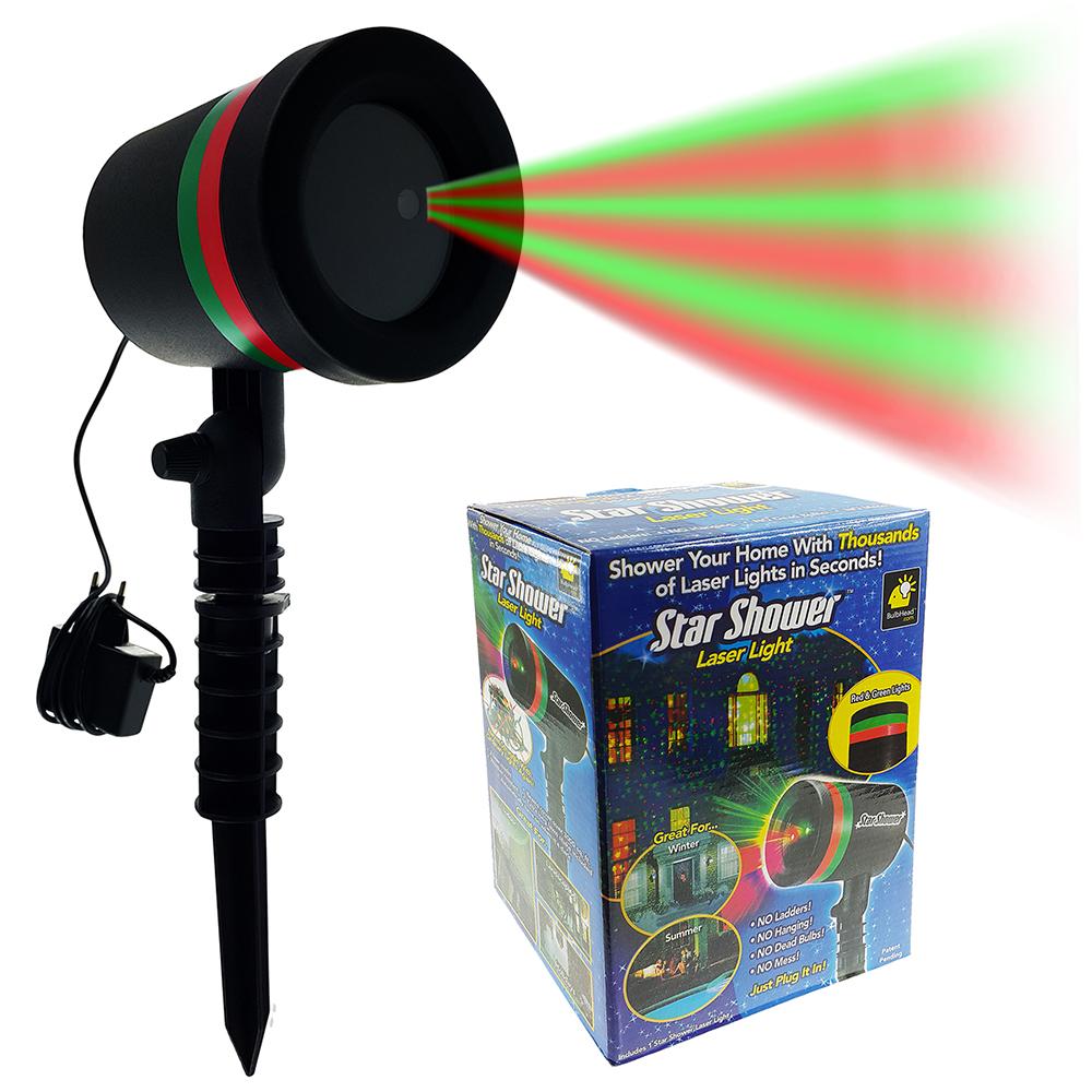 Projektor Laserowy Star Shower Laser Swiateczny 7151909271 Oficjalne Archiwum Allegro