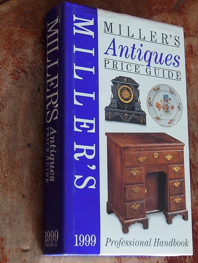 Millers, antyki - katalog z cenami