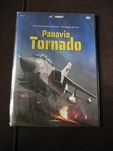 SAMOLOT BOMBOWY PANAVIA TORNADO INCOMBAT NR 5