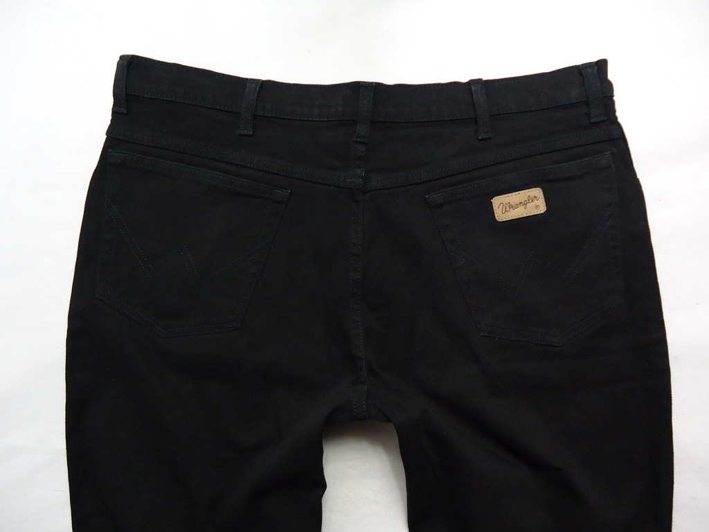 Spodnie WRANGLER Texas Stretch 38/34 W38 L34
