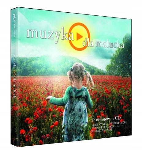 Muzyka - Dla malucha (CD)
