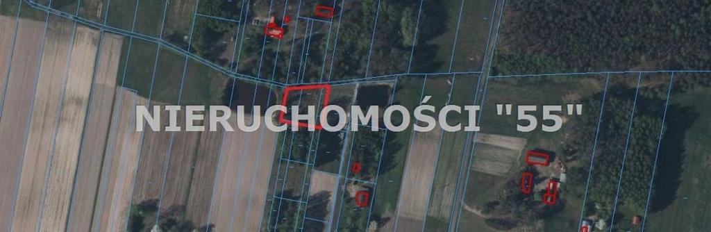 Działka, Ślądkowice, Dłutów (gm.), 1287 m²