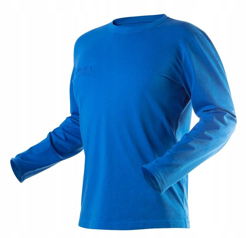 Koszulka z długim rękawem HD+ rozmiar L 81-617 NEO