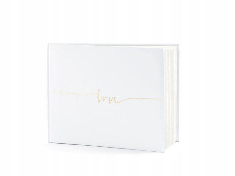 Księga Gości, 24 x 18,5cm, 22 kartki