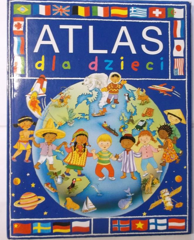 ATLAS DLA DZIECI - J.Delaroche... /1492/