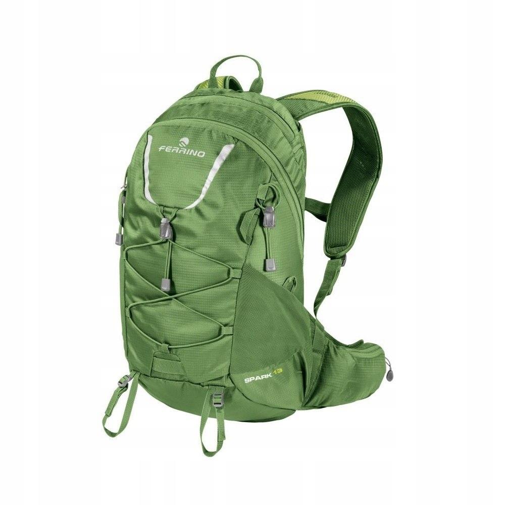 Sportowy plecak FERRINO Spark 13 - Kolor Zielony