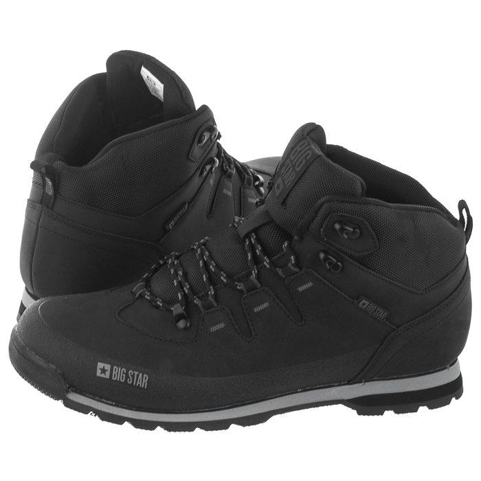 Buty trekkingowe męskie Big Star czarne