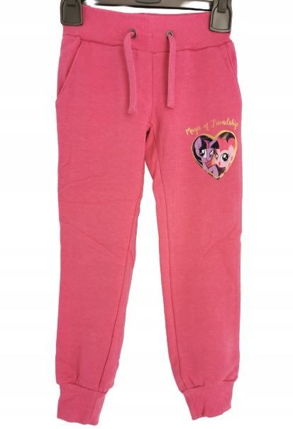 Spodnie dresowe Joggery HASBRO MY LITTLE PONY 140