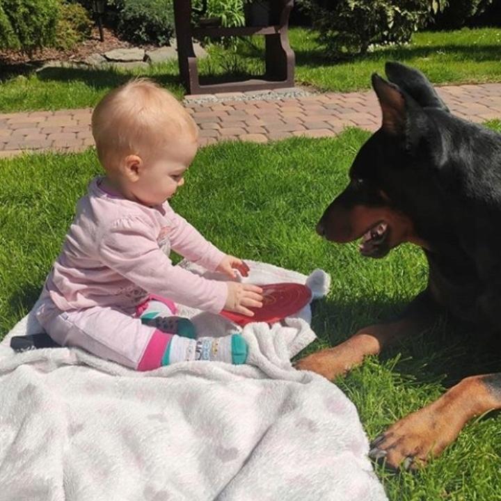 Lekter kocha dzieci i też gra z nami