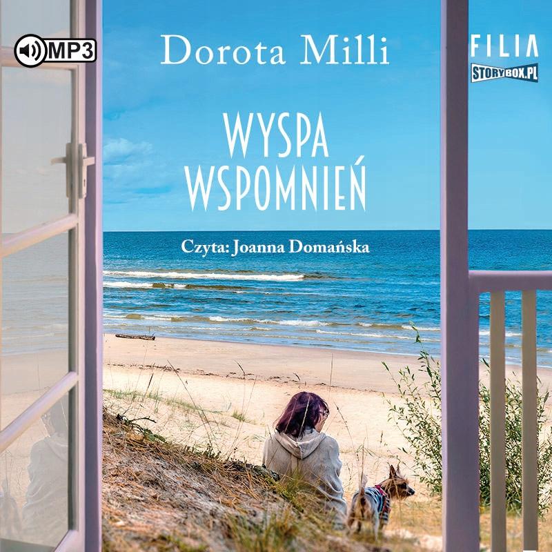 CD MP3 Wyspa wspomnień Dorota Milli