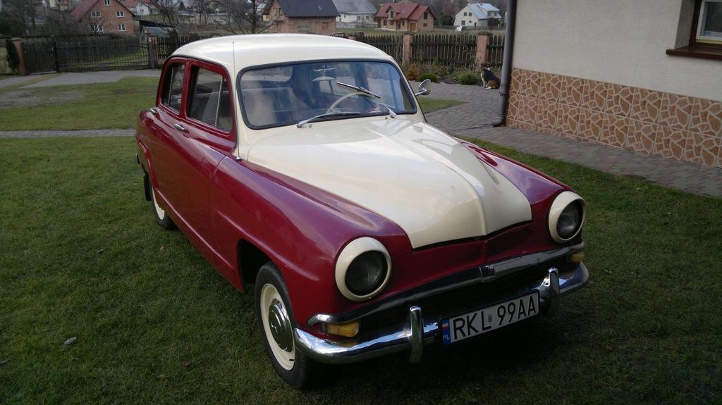 Simca Aronde 90 A 1300