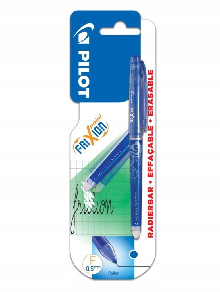 Cienkopis FriXion Point niebieski PILOT