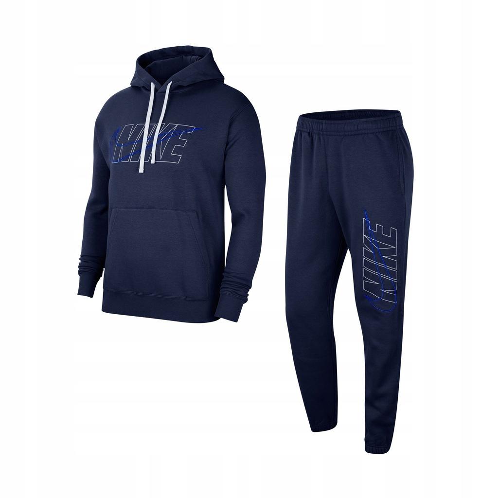 Nike NSW Club dres 410 : Rozmiar - L