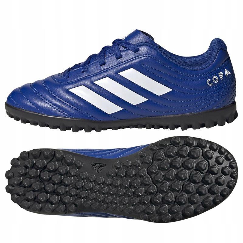 Buty piłkarskie adidas Copa 20.4 TF Jr EH0931 38