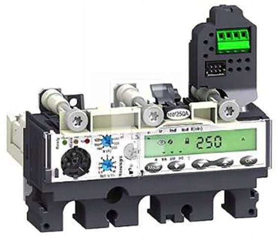 Blok wyzwalacza 3P 160A Micrologic 5,2E NSX160 LV4