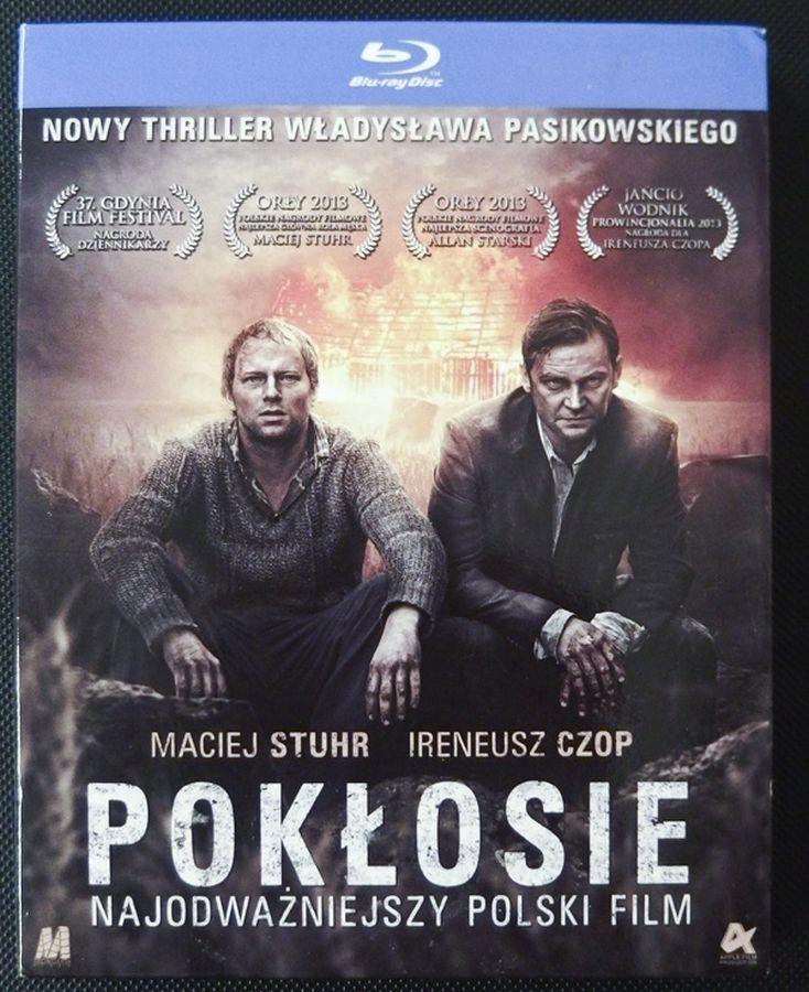 Pokłosie - Pasikowski, Stuhr, Czop