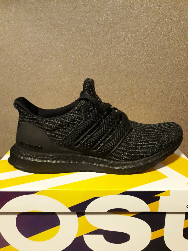 Adidas Ultraboost 4.0 Triple Black (BB6171)