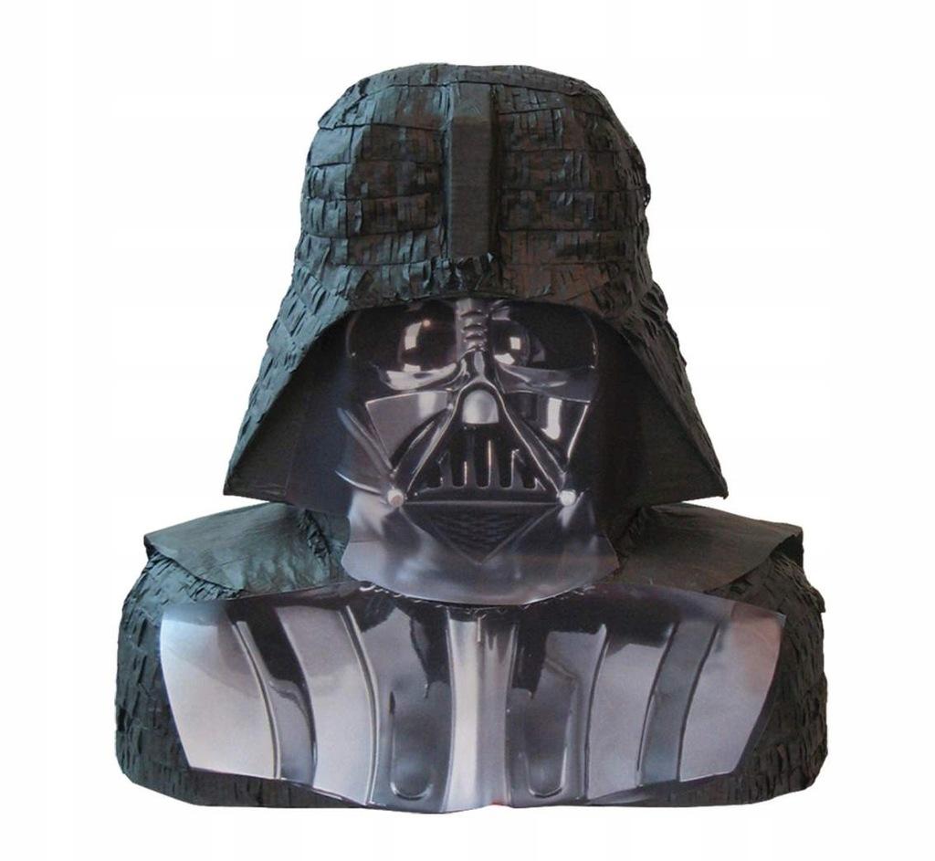 Piniata Star Wars Darth Vader 3D Urodziny Zabawa