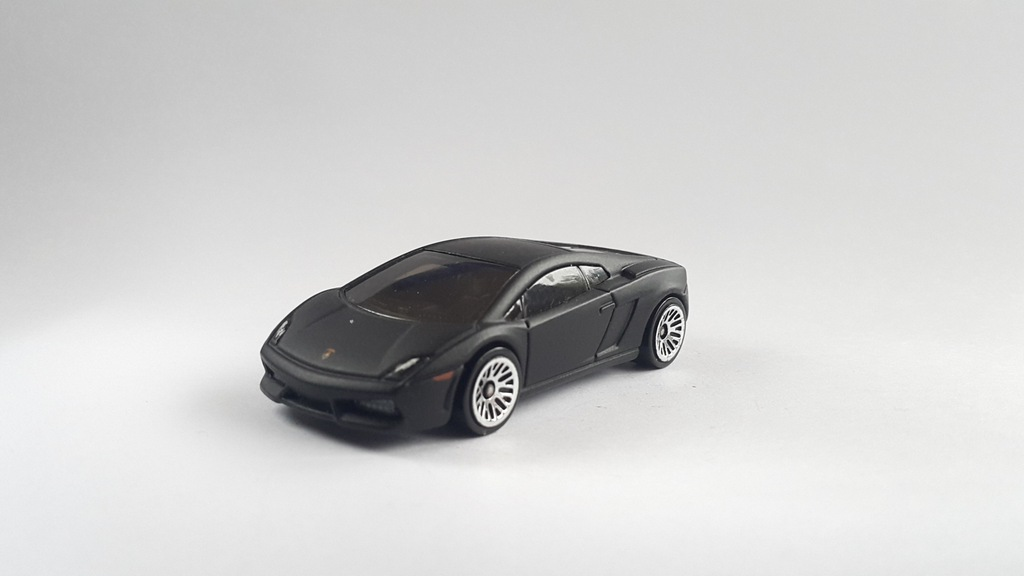 HOT WHEELS LAMBORGHINI GALLARDO LP 560-4