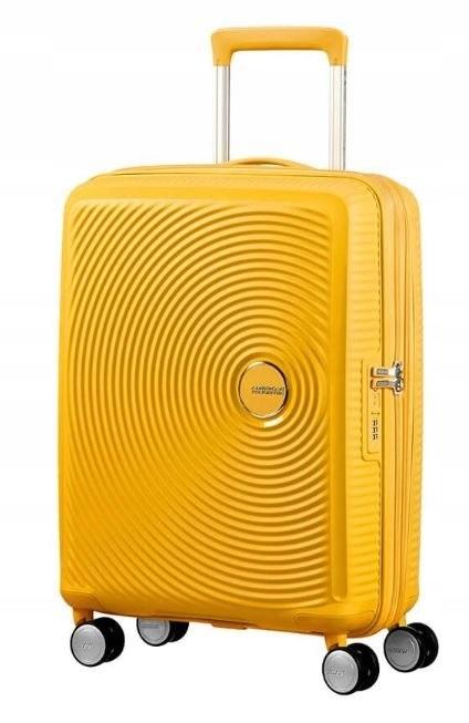 Walizka SOUNDBOX 55/20 TSA EXP żółty