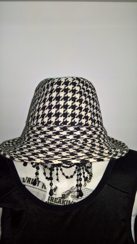 kapelusz pepitka Atmosphere Nowy