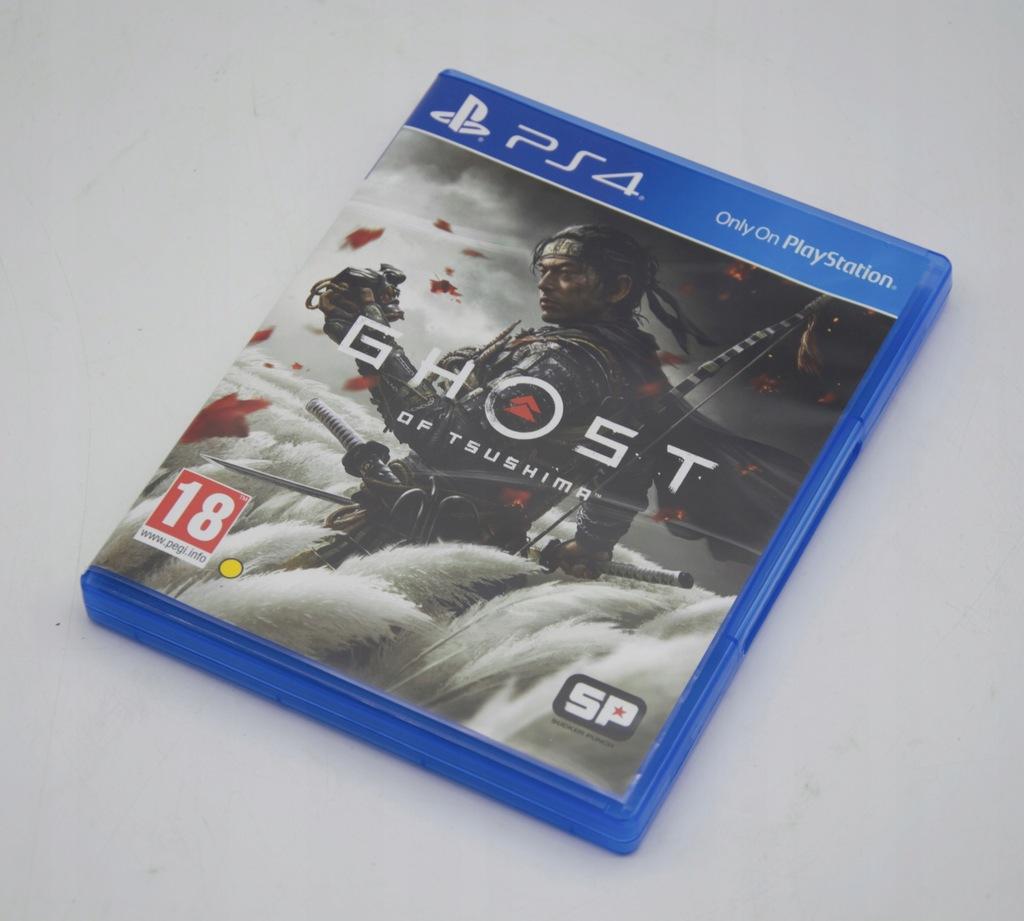 Ghost of Tsushima PS4 42487