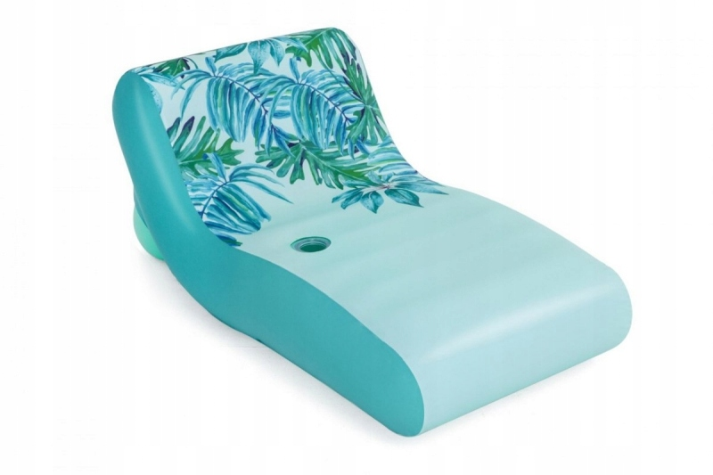 BESTWAY 43402 Materac dmuchany leżak fotel plażowy