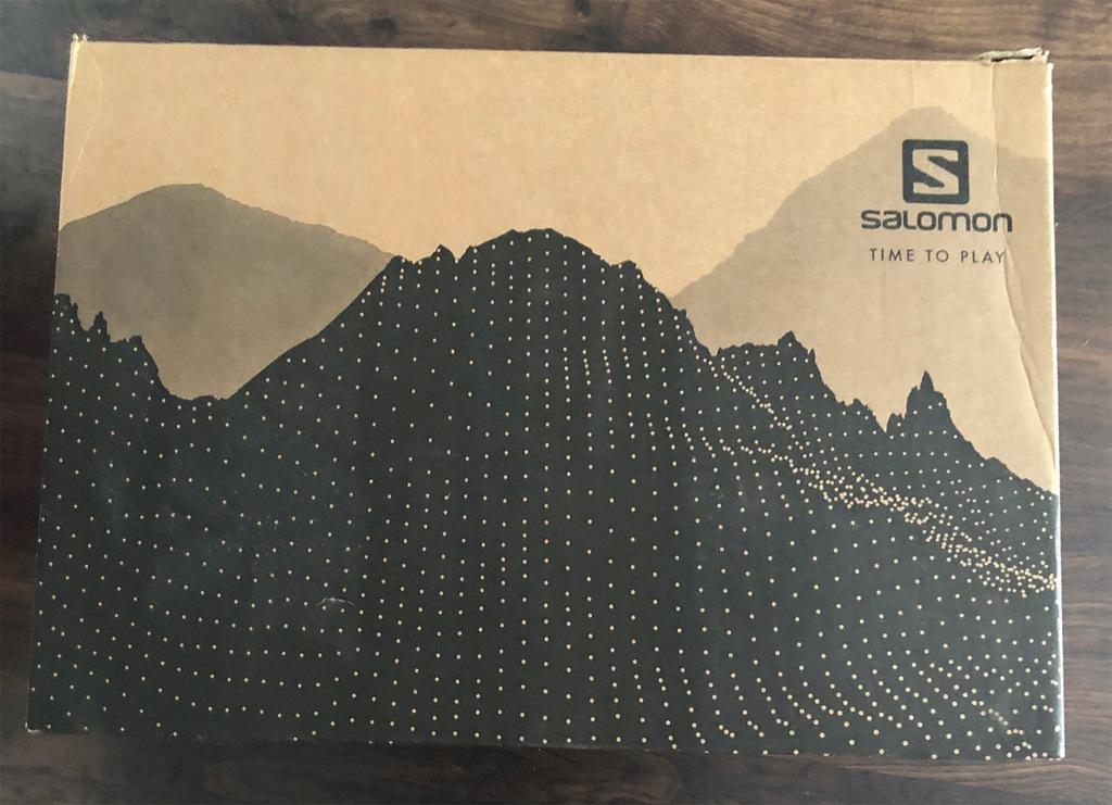Salomon X Pro X90 CS 400525 F90 rozmiar 28.5