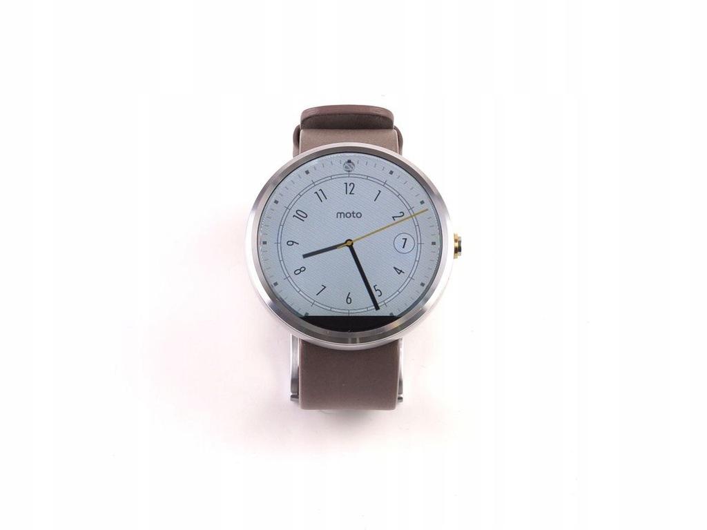 Smartwatch Motorola Moto 360 WADA