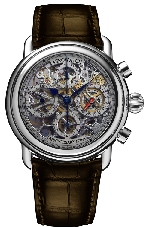 Aerowatch Anniversary Skeleton 61901 AA20 SQ