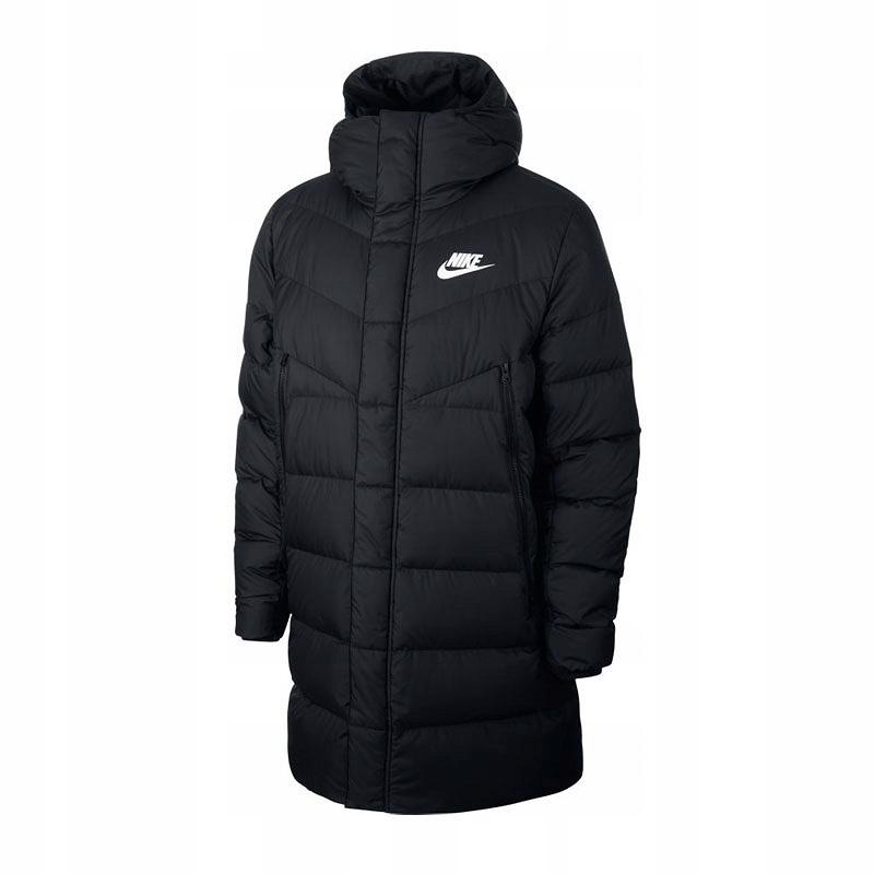 Nike NSW Down Fill Parka Płaszcz 010 XXL 193 cm