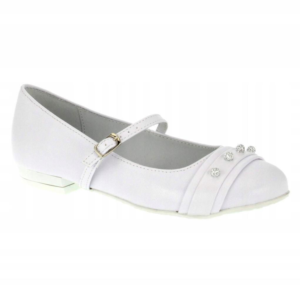 Buty komunijne dla dzieci Zarro 2404 r.32