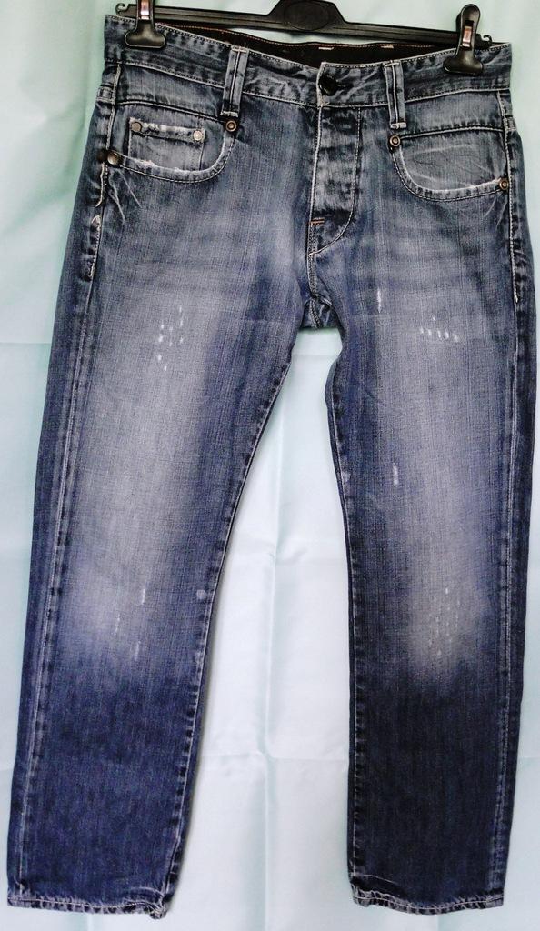 G - STAR spodnie męskie jeansy - rozm. 33/32