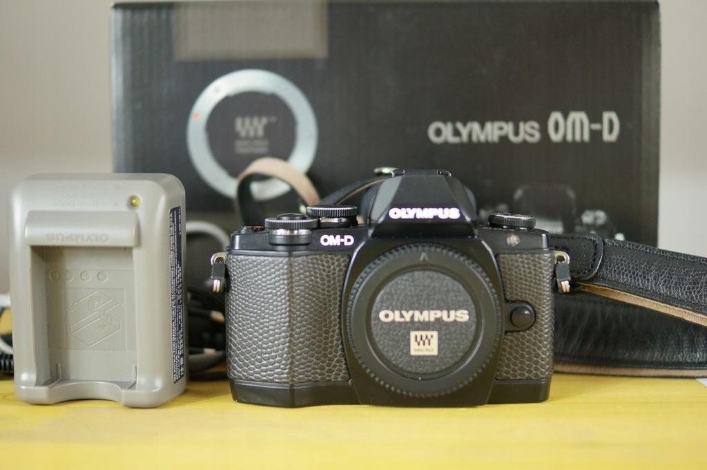 Olympus OMD E-M10 Body 4651zdj. BDB+