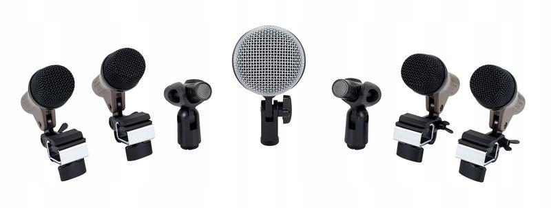 Mikrofony pojemnościowe the t.bone DC 1500
