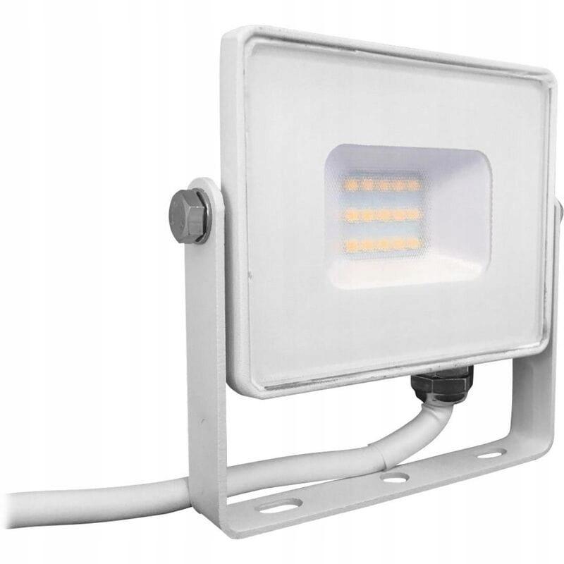Projektor LED 10W 800lm 6400K Dioda SAMSUNG Biały