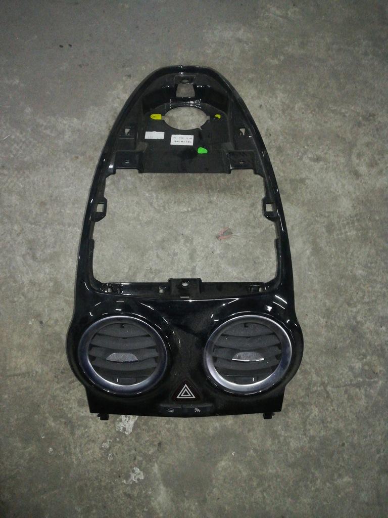 Opel Corsa D panel środkowy konsoli 13204955 kratk