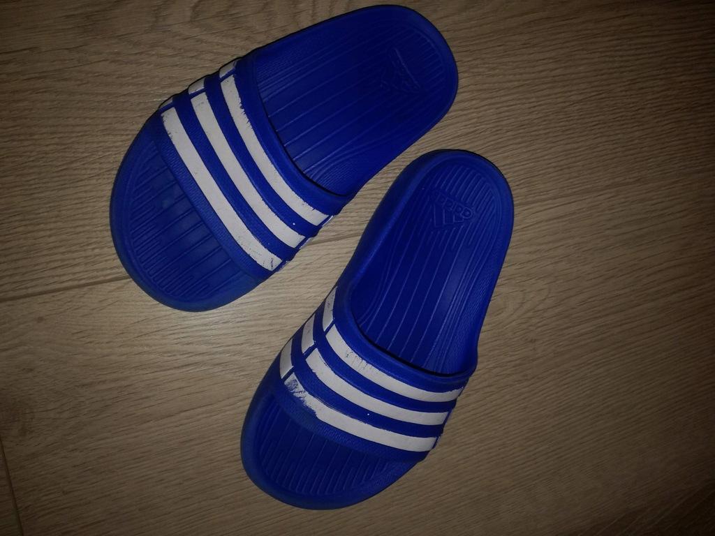 Klapki Adidas na plażę basen r. 29-30