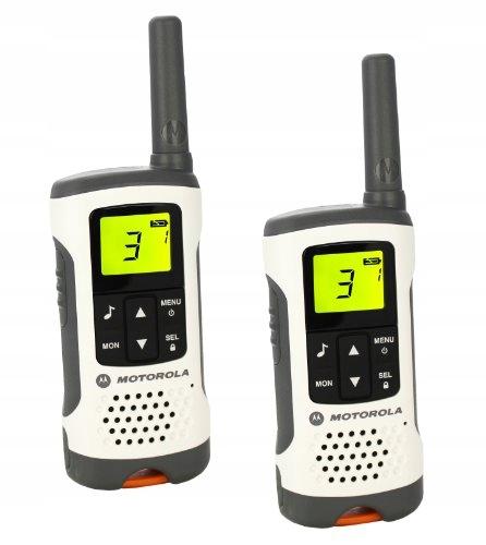 Walkie-talkie Motorola TLKR T50 PMR zasięg do 6 km