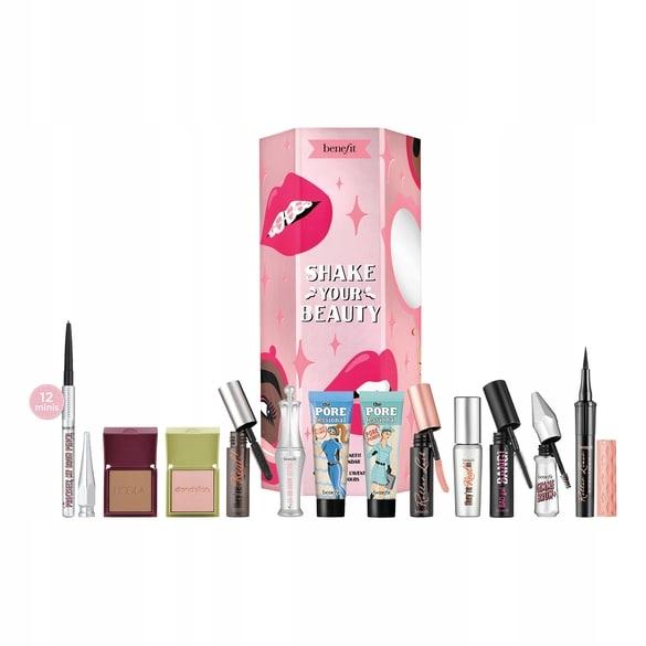 Benefit Shake Your Beauty Kalendarz Adwentowy 9784335642 Oficjalne Archiwum Allegro