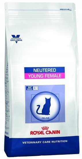 Royal Canin Veterinary Diet Neutered Young Female