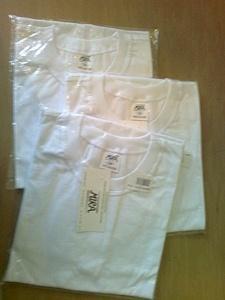 T-shirt biały nowy koszulka biała